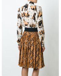Fausto Puglisi - Multicolor Multi Print Dress - Lyst