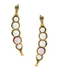 Camila Klein - Metallic Pod Earrings - Lyst