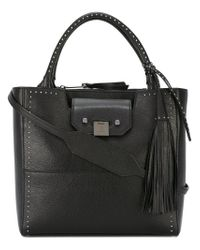 Jimmy Choo | Black Robin Tote Bag | Lyst