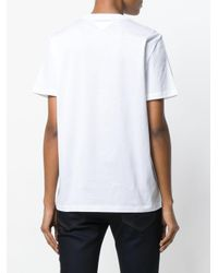 Prada - White Cactus Print T-shirt for Men - Lyst