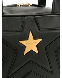 Stella McCartney - Black Star Quilted Tote - Lyst