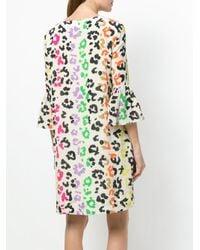 Essentiel Antwerp - Multicolor Leopard Print Dress - Lyst