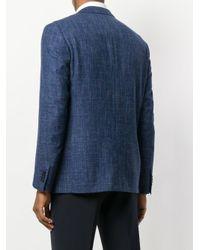 Corneliani - Blue Classic Blazer for Men - Lyst