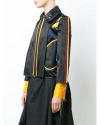 Martina Spetlova - Black Inside Out Jacket - Lyst