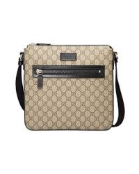 Gucci - Multicolor Messenger T.GG Supr for Men - Lyst
