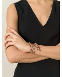 Ca&Lou - Metallic 'anna' Wrap Around Bracelet - Lyst