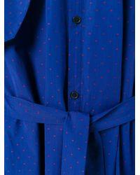 Henrik Vibskov - Blue 4ever Long Shirt - Lyst