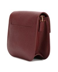 Tom Ford - Red T-clasp Crossbody Bag - Lyst