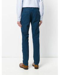 Incotex | Blue Slim-fit Jeans for Men | Lyst