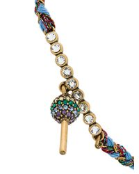 Marc Jacobs - Multicolor Lollipop Friendship Bracelet - Lyst