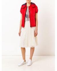 Rossignol - Red W Penelope Hooded Jacket - Lyst