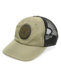 Versace Medusa Patch Baseball Cap in Green for Men - Lyst 57d6fe0945e6