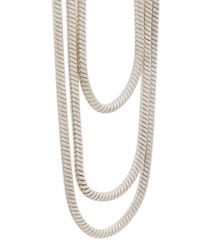 Pamela Love | Metallic Small Iris Earrings | Lyst