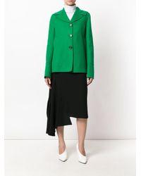 Marni - Black Asymmetric Skirt - Lyst