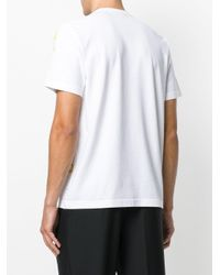 Marni - White Printed T-shirt for Men - Lyst