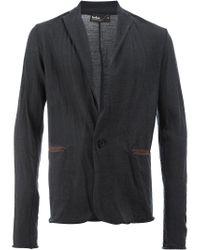Kolor - Blue Contrast Pocket Detail Blazer for Men - Lyst