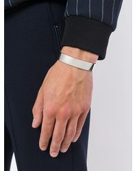 Le Gramme - Metallic Le 41 Grammes Bracelet for Men - Lyst