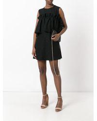 Ainea - Black Lace Dress - Lyst