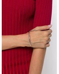 Charlotte Chesnais - Metallic Bond Bracelet - Lyst