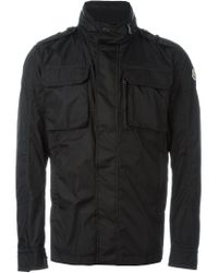 Moncler | Black 'jonathan' Jacket for Men | Lyst