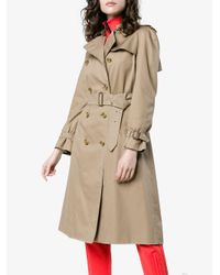 Burberry - Natural Restored 1980s Chelsea Trench Coat - Lyst
