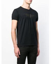 Ann Demeulemeester - Black 'Wings' T-Shirt for Men - Lyst
