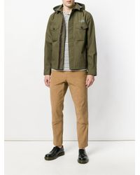 Junya Watanabe - Green Junya Watanabe Comme Des Garcons Man X The North Face Hooded Jacket for Men - Lyst