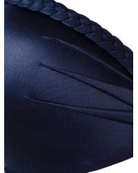 Marlies Dekkers - Blue Holi Glamour Push Up Bikini Top - Lyst