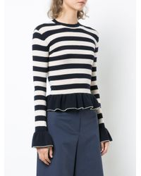 Khaite - Blue Claudia Sweater - Lyst