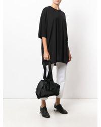 132 5. Issey Miyake - Black Structured Shoulder Bag - Lyst