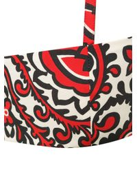 RED Valentino - Multicolor Bandana Print Lingerie Set - Lyst