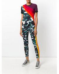 No Ka 'oi - Multicolor Mosaic Camouflage Leggings - Lyst