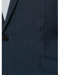Loveless - Blue Two Piece Pinstripe Suit for Men - Lyst
