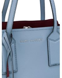 Marc Jacobs Blue The Editor Tote Bag