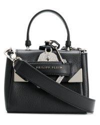 Philipp Plein - Black Afrodite Small Bag - Lyst