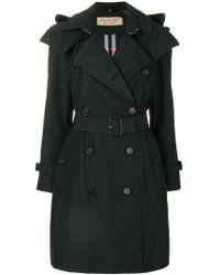 Burberry - Black The Sandringham Trench Coat - Lyst