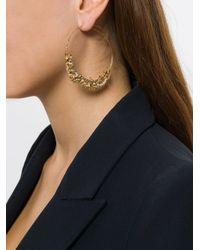 Gas Bijoux - Metallic Grappia Earrings - Lyst