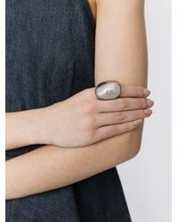 Rosa Maria - Metallic Turtle Top Ring - Lyst