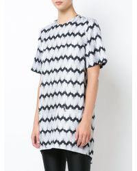 Thomas Wylde - Black Toxic T-shirt Dress - Lyst