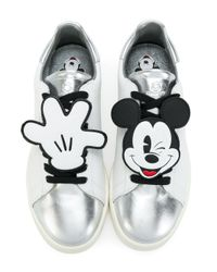 MOA - White Md 97 Disney Sneakers - Lyst