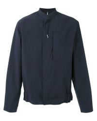 OAMC - Blue Lightweight Jacket for Men - Lyst