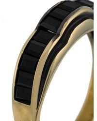 Iosselliani - Metallic Burma Ring Set - Lyst