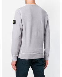 Stone Island - Multicolor T.co+old Sweatshirt for Men - Lyst