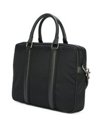 Dolce & Gabbana - Black 'mediterraneo' Laptop Bag for Men - Lyst