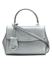 MICHAEL Michael Kors - Metallic Ava Extra-small Cross Body Bag - Lyst