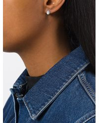 Carolina Bucci - Metallic Classic Stud Earrings - Lyst