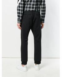 DIESEL - Black P-honnyer Trousers for Men - Lyst