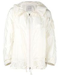 Moncler   White Bonnieux Jacket   Lyst