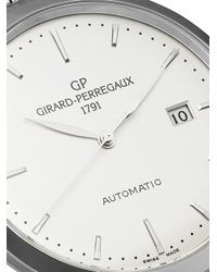 Girard-perregaux - Metallic 1966 40mm for Men - Lyst