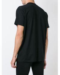 Givenchy - Black Flag Detail T-shirt for Men - Lyst